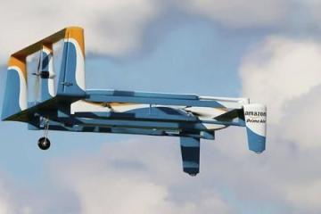 ¡Atención! Tu próximo paquete de Amazon podría llegar en dron