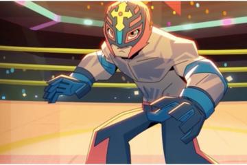 ¿Fan del Rey Mysterio? El luchador llegará a Cartoon Network