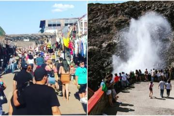 194 thousand people visited Baja California this Labor Day weekend