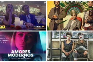 10 producciones mexicanas que podrás ver en otoño desde casa