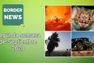 Border News: 2da semana de septiembre 2020
