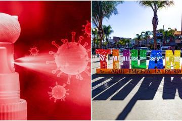 Tijuana: The municipality with most active cases of coronavirus;...