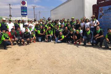 Brindarán apoyo a comunidad indígena de San Quintín