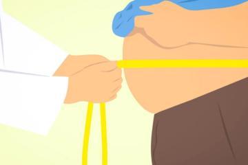 Estados Unidos registra aumento en índices de obesidad