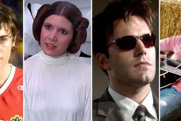 Estos son algunos actores que se han quejado de sus papeles más...