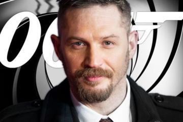 Fichan a Tom Hardy para ser el próximo James Bond