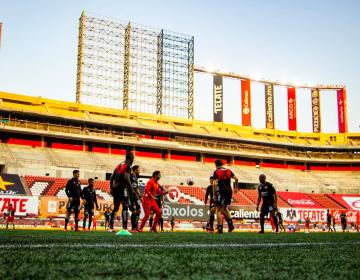 30 members of Xolos of Tijuana tested positive for COVID-19