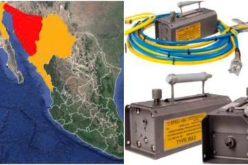 Emiten alerta en Baja California por fuente radiactiva robada