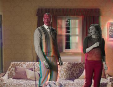 La ilusión se viene abajo en el nuevo Trailer de WandaVision de...