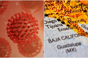 Baja California remains under red light: More than 50% of the...