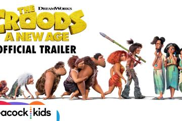 The Croods: A New Age / Trailer