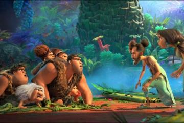 Estrenan trailer de The Croods: A New Age