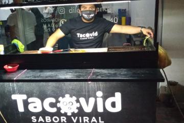 Tacovid: taqueria in Mexico that gave a viral flavor to the current...