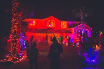 Estas actividades de Halloween son consideradas de mayor riesgo por...