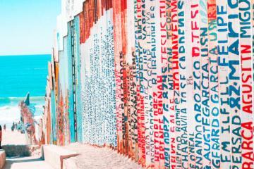 Llamado a evitar viajes no esenciales entre Tijuana y San Diego