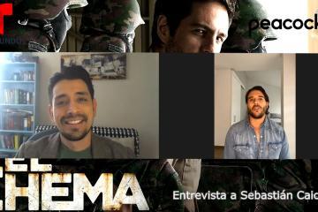 """Entrevista a Sebastián Caicedo, actor de """"El Chema"""""""