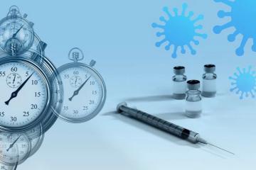 """""""Puede tomar tiempo antes de que las personas sean vacunadas"""" OPS"""