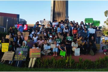 Tijuana se une a la 6ta Manifestación Mundial por el Clima este...