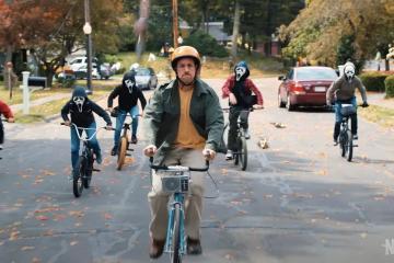 """""""Hubie Halloween"""" la nueva cinta de Adam Sandler contará..."""