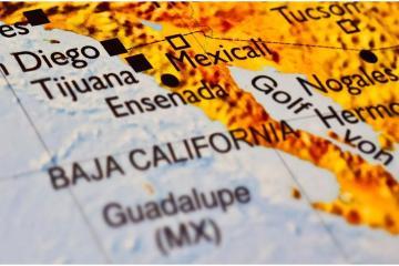 A partir del lunes Baja California inicia actividades en...