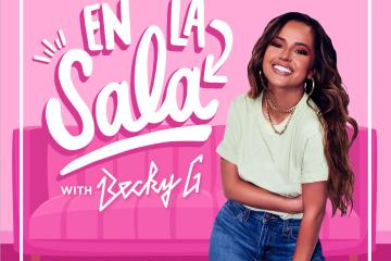 """Becky G se lanza a los podcast con """"En la Sala"""""""