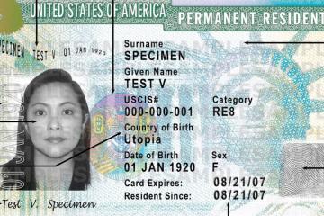 Así puedes obtener una Green Card americana a través de un trabajo