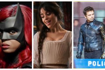 Nueva Batwoman es afroamericana, Camila Cabello es Cenicienta +...
