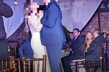 Bonillas Secretary celebrates his wedding in Tijuana despite the...