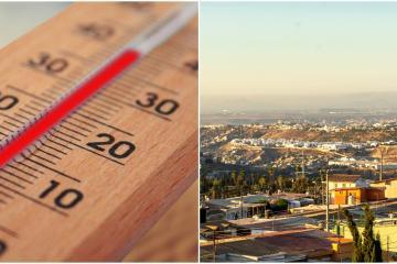 ¡Tijuana arderá esta semana! Se podrían alcanzar los 40 °C