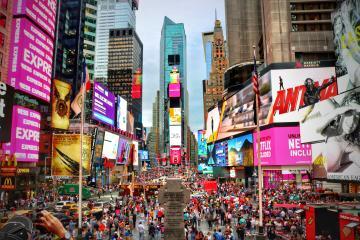 Festejo presencial de Año Nuevo en Times Square será cancelado...