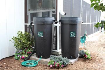 San Diego promueve barriles para lluvia por un mejor ecosistema