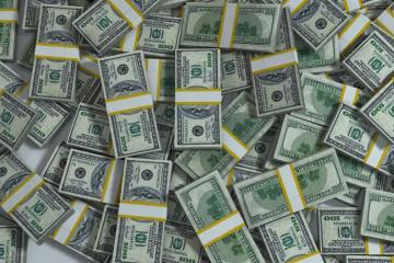 En fronteras de California con México decomisan 90 mil dólares en...