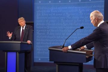 ¿Quién ganó el primer debate presidencial? ¿Trump o Biden?