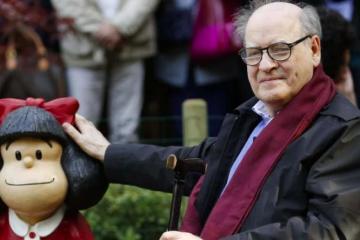 """Muere """"Quino"""" el creador de Mafalda"""