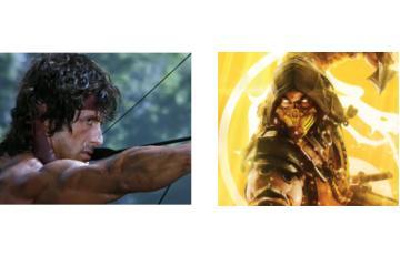 Rambo está en la mira para personaje en Mortal Kombat 11