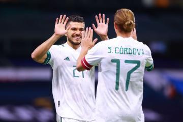 Selección Mexicana vence 3-0 a Guatemala