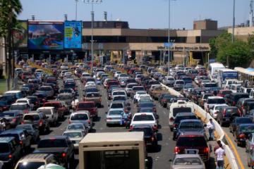 Mexico and USA propose new border bridge: Otay II- Otay Mesa