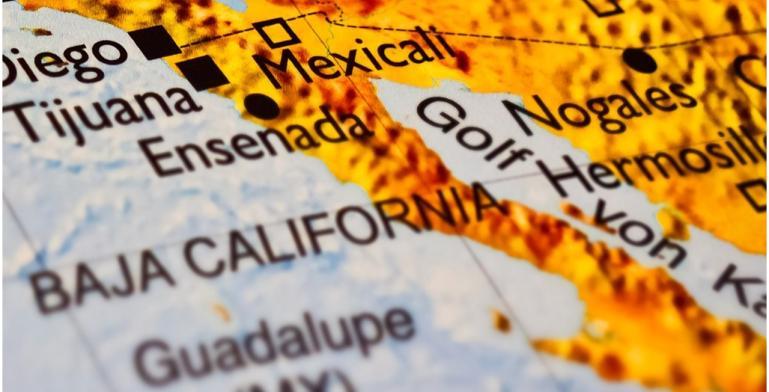 Baja California analyzed to go from orange to yellow: Secretary of...