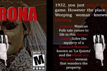 Crean en México juego inspirado en las leyendas de La Llorona y La...