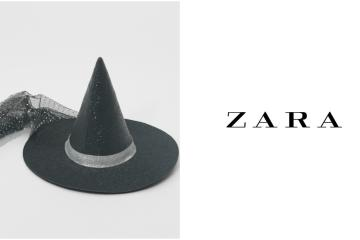 Zara sorprende con disfraces para Halloween