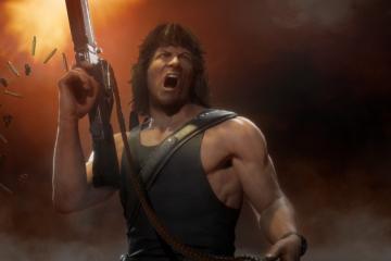 Rambo aparecerá en Mortal Kombat 11 Ultimate