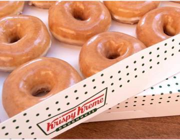 Krispy Kreme in San Diego celebrates Halloween with dozens for $1