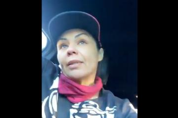 Jackie Nava denuncia robo