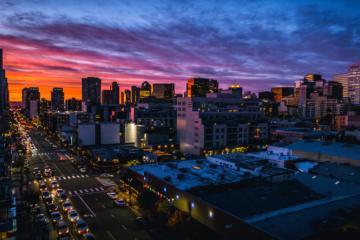 Condado de San Diego está en riesgo de caer en Nivel Púrpura