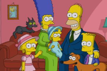 Disney Plus celebra temporada 31 de Los Simpson