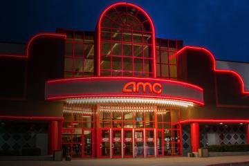 Cadena de cines AMC podría ir a la quiebra