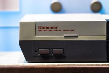 NES cumple 35 años de su aparición en Norteamérica