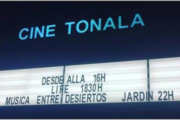 Cine Tonalá Tijuana reabrirá su Foro esta semana