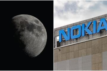 Nokia llegará a la Luna