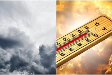 Advierten sobre temperaturas extremas y viento de 50km/h en Baja...